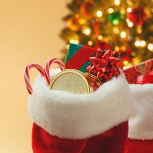 stuff the stockings with gifts is a fun thing to do this christmas