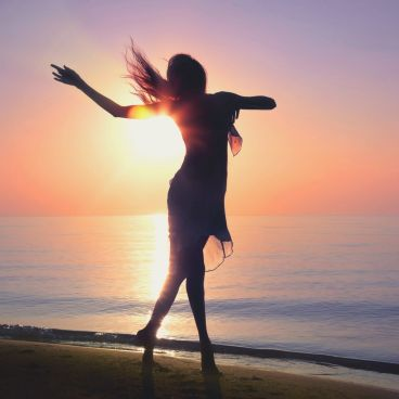 you are amazing because your dance to the beat of your own drum