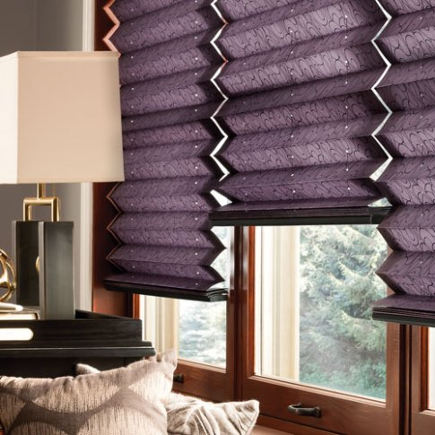 Graber Pleated Shades