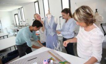 métier de la mode