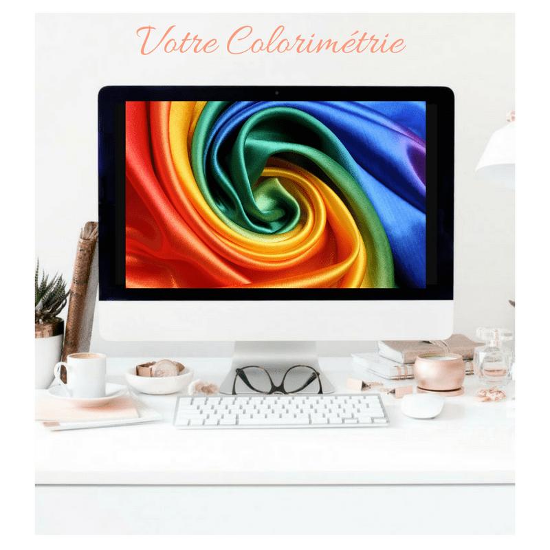 Votre colorimétrie par Imagin' &Vous - Conseil en Image