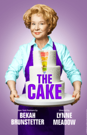 The Cake, Manhattan Theatre Club Stage I, NYC Show Poster