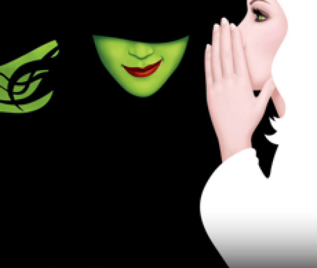 Wicked Gershwin Theatre Nyc Show Poster