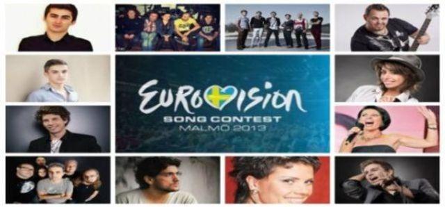 Eurovision 2013: cum au cantat cei 12 finalisti in semifinale (video)