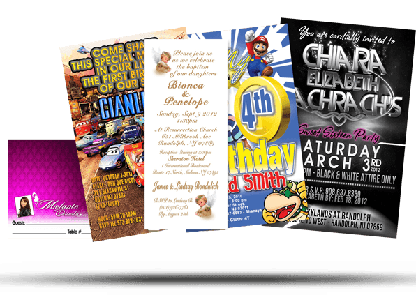 events printing