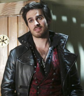 Captain Hook for Parker. Man, do I want to put guyliner on him!