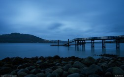 Dusk at the Pier
