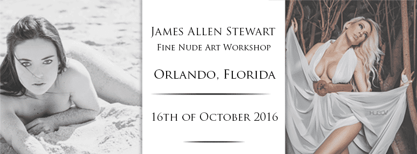 Orlando, Florida Workshop – Fine Nude Art