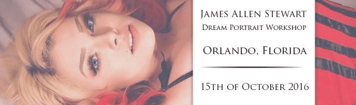 Orlando, Florida Workshop – Dream Portraits