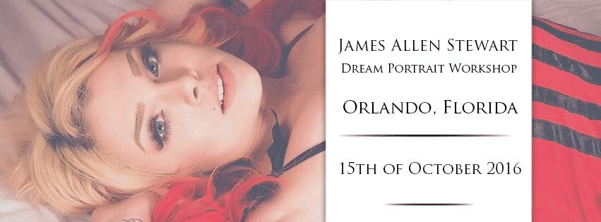 Orlando, Florida Workshop – Dream Portraits