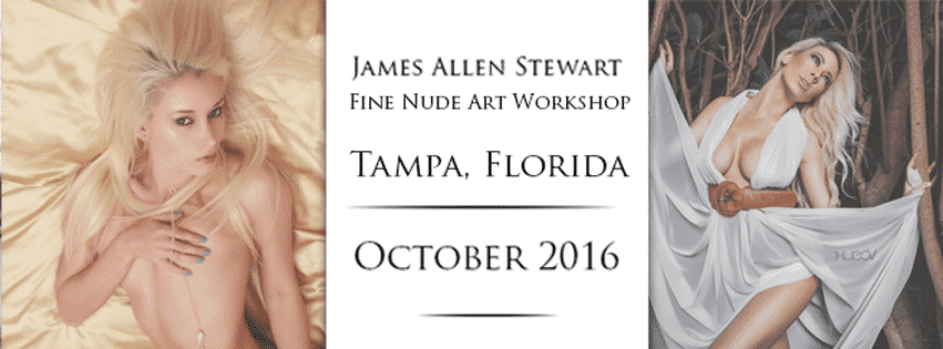 Tampa, Florida – Fine Nude Art Workshop