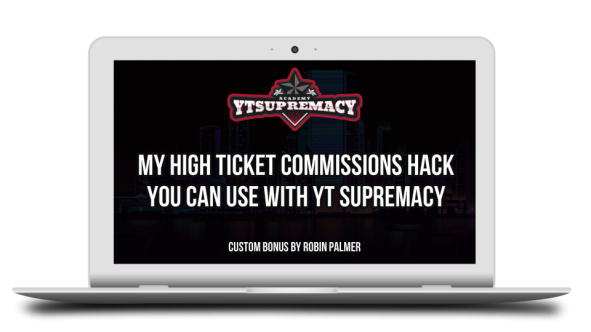 How To Generate 10K+ a Month on YouTube With Affiliate Sales with YT Supremacy 10