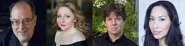 Garrick Ohlsson, Christine Goerke, Joshua Bell, Nicole Cabell