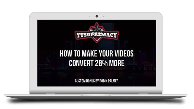 How To Generate 10K+ a Month on YouTube With Affiliate Sales with YT Supremacy 15