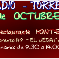 MERCARADIO TORRENT 2016 - 22 de Octubre