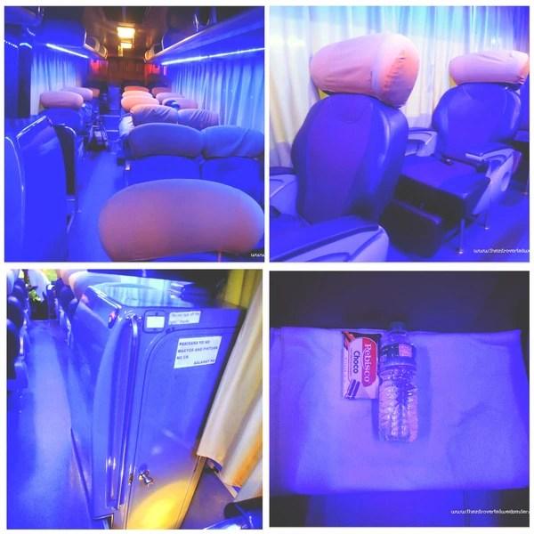 Joybus interiors