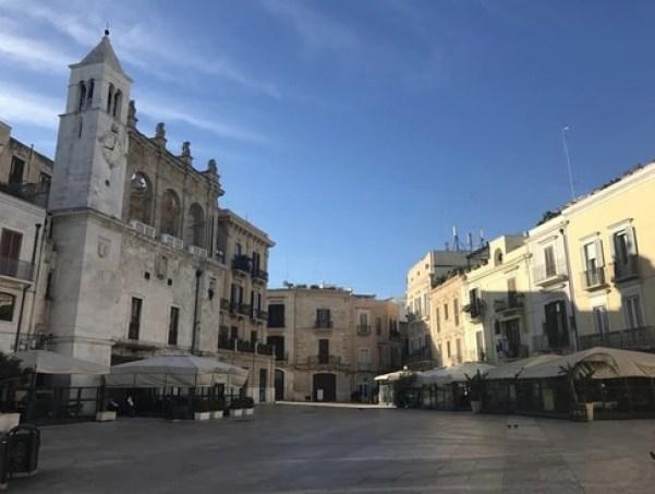 Bari Antik Şehir, Old Town