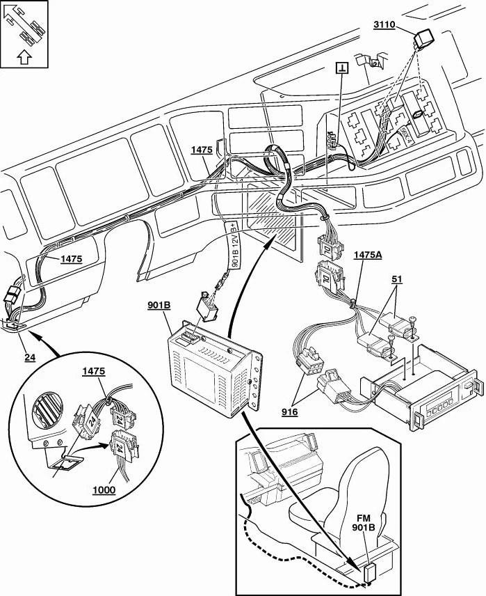 Diagram Volvo B12b Wiring Diagram Diagram Schematic Circuit