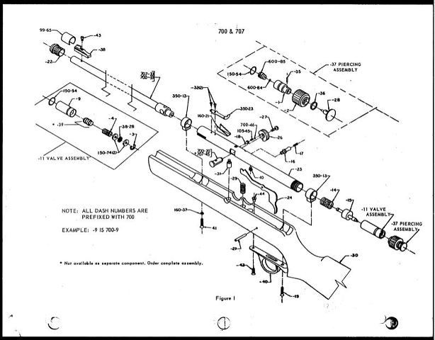 But I Do Have The Two Page Crosman Parts Diagram They Eliminated List As Don T Any Airs At This Point That Use Of Same