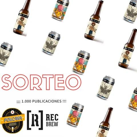 Sorteo 1.000 Publicaciones Instagram Polcava_beer
