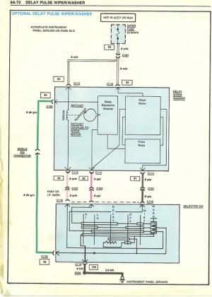 81 caballero wiper issue | GBodyForum  '78'88 General