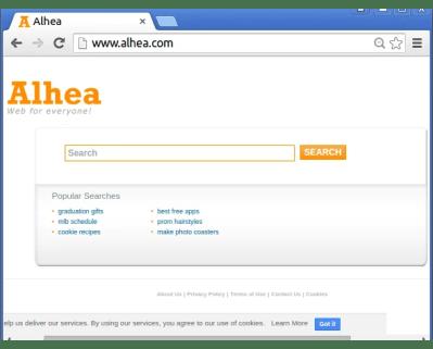 Retirer Alhea.com