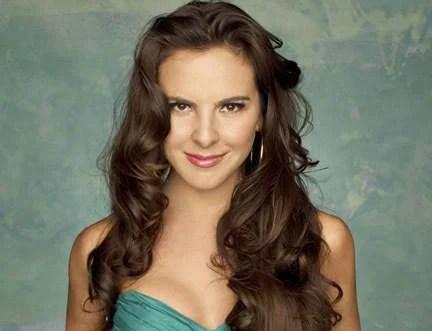 Kate del Castillo más joven