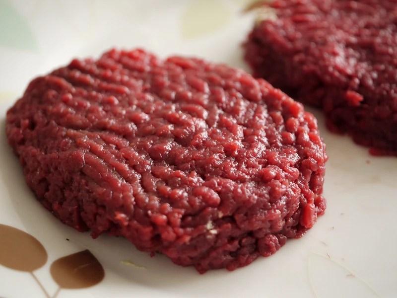 colágeno y carne roja