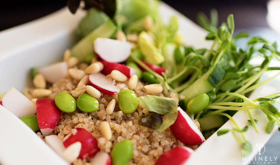 Tips for cooking fluffy quinoa