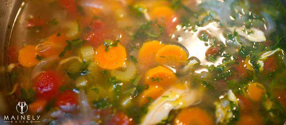 Get-Well Chicken Soup Recipe
