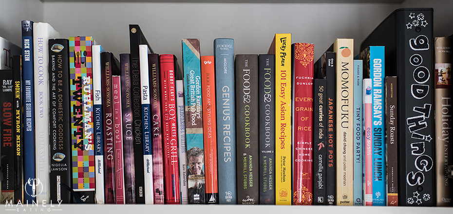 Favorite cookbooks from Mainely Eating Food Blog
