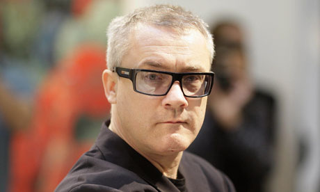 Red Tuesday, Bono, And Damien Hirst