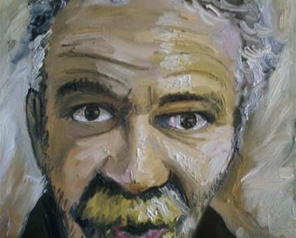 Painting People - Artist Bernard Racicot