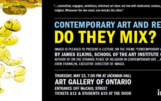 Imago Event - Contemporary Art and Religion