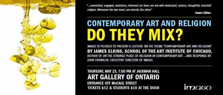 Contemporary Art and Religion