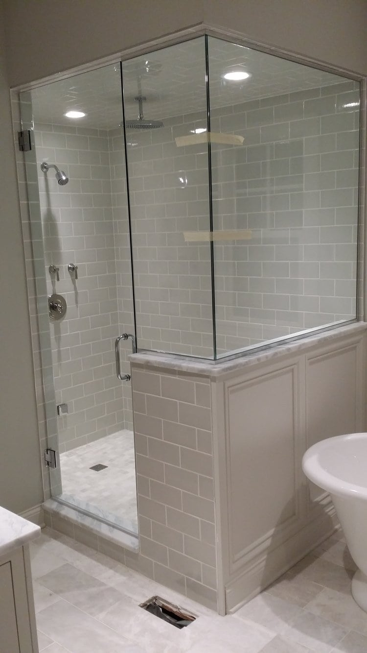 Shower Doors Replacement Glass