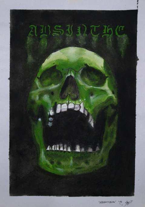 Absinthism