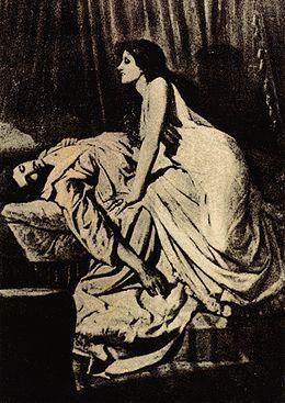 260px-Burne-Jones-le-Vampire