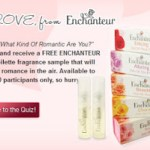 FREE ENCHANTEUR Eau De Toilette fragrance sample