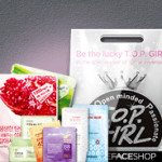Free TOP Girl Kit by The Face Shop