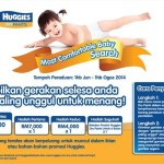 Huggies Most Comfortable Baby Search
