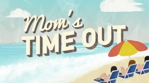 Mom's Time Out Title Frame