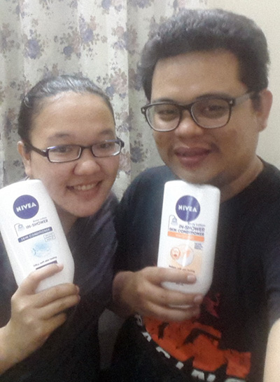 Nivea In-Shower Skin Conditioner8
