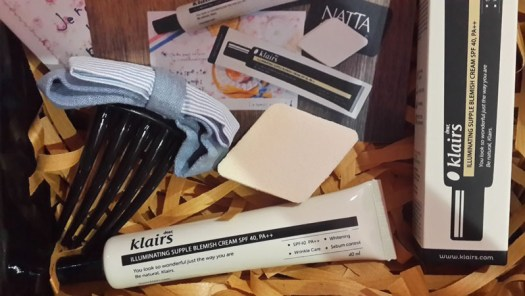 Klairs Illuminating Supple Blemish Cream SPF40 PA++