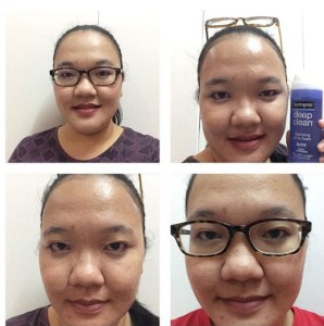 Pencuci Muka Neutrogena Deep Clean testimoni review