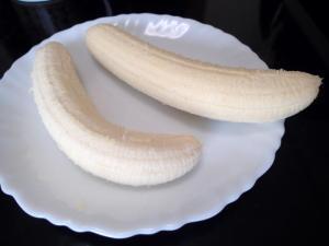 台湾バナナとフィリピンバナナ