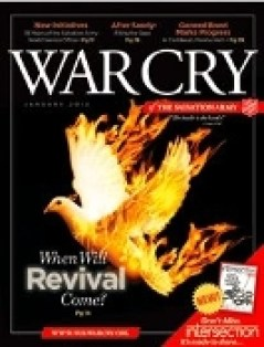 War Cry Magazine Subscription for prison inmates