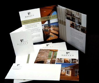 DAVITT Design Build brand