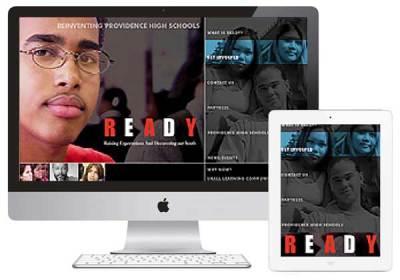 READY Website
