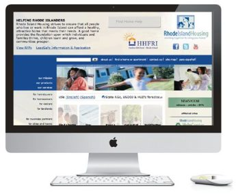 RI Housing Website